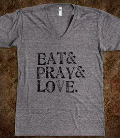 Eat Pray Love <3