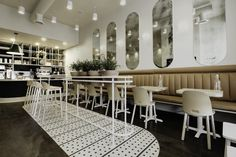 Gray Olive Cafeteria by Cutler, Burnaby – Canada » Retail Design Blog