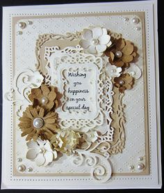 PartiCraft (Participate In Craft): happiness on your special day