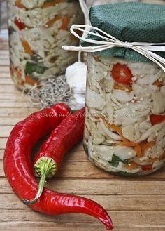 La ricetta della felicità: La settimana della melanzana : ricetta #5 (ricetta antica calabrese!)