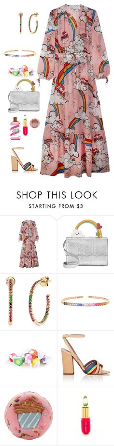 """pls like if u are going to use an item from my set"" by alaa88 ❤ liked on Polyvore featuring Mira Mikati, Sydney Evan, Suzanne Kalan, Tabitha Simmons and Winky Lux"