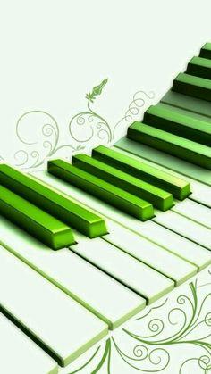 Musical green
