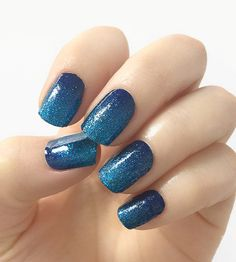 Authentic Incoco Nail Polish 16 Double-Ended Strips by It's a Nail - OCEAN JEWEL