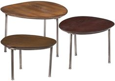Elenor Nesting Tables - Set of 3 from Home  Decorators