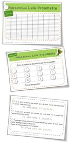 Rallye-écriture: Lulu Vroumette Periodic Table, Album, French, Rally, Turtle, Projects, Periodic Table Chart, French Language, French Resources