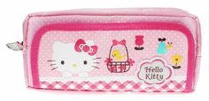 Perfect who loves Japans little kitty friend! Hello Kitty pencil bag