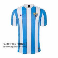 Primera camiseta de tailandia Malaga CF 2015 2016