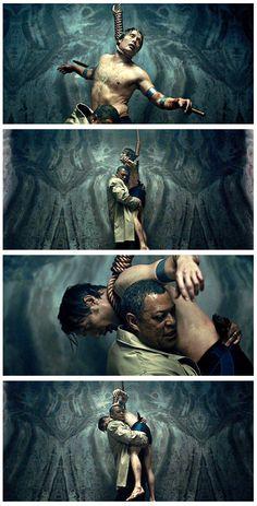 "Hannibal Season 2 ep. 5 ""Mokozuke"". Damn this show is beautiful and gross..."