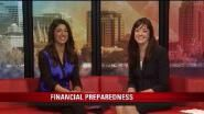 Chantel Chase with Zions Bank talks about financial preparedness amidst an emergency.