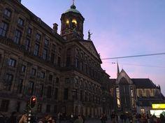 Royal Palace @amsterdam