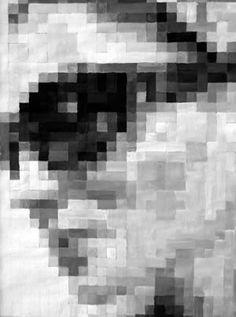 art lesson plan-pixel pics