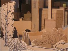 ... in leicester in pictures photo galleries cardboard city cardboard city