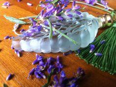 Perfume The Lemongrass Hummingbird Natural by thepurplehbird