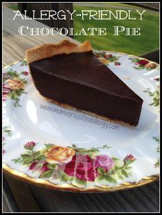 ... free dessert recipes on Pinterest | Gluten Free Vegan, Egg Free and