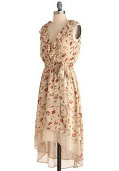 Flower Play Dress--I totally love this as