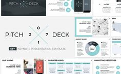 Pitch Deck 2017 PowerPoint Template Templates Great startups don't fund themselves. Raising money from investors for your startup is challenging a by CreativeSlides Presentation Design Template, Business Powerpoint Presentation, Design Templates, Presentation Layout, Business Brochure, Business Card Logo, Business Marketing, Marketing Branding, Buy Business