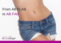 Fabulous abs are in your future with 3 easy, painless #UltraShape #BodyShaping #BetterBody  Call today to schedule a complimentary consultation. 352-333-3223