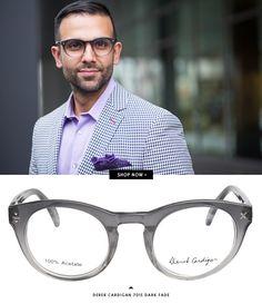 Reinvent your Eyestyle: Jason Sarai