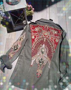 Army Vintage Jacket