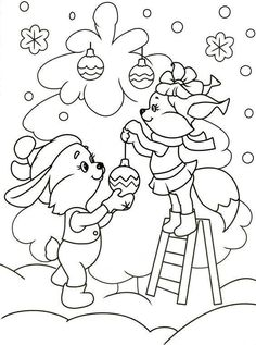 Ideas Craft For Kids Winter Coloring Pages For 2019 Coloring Sheets For Kids, Colouring Pages, Coloring Books, Drawing For Kids, Art For Kids, Christmas Colors, Christmas Crafts, Melted Crayon Crafts, Science Experiments For Preschoolers