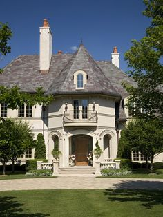 Normandy French Tudor Design, Pictures, Remodel, Decor and Ideas - page 3