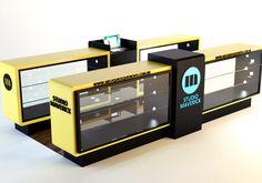 Shelf Design, Display Design, Cell Phone Kiosk, Mobile Shop Design, Mall Kiosk, Pharmacy Design, Kiosk Design, Counter Design, Exhibition Stand Design