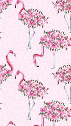 New wallpaper celular fofo flamingo 49 Ideas Flamingo Wallpaper, Flamingo Art, Summer Wallpaper, Wallpaper Iphone Cute, Pink Wallpaper, Cellphone Wallpaper, Pink Flamingos, Cool Wallpaper, Pattern Wallpaper