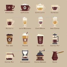 Coffee Vector Icon Set Menu - Coffee Icon - Ideas of Coffee Icon - Coffee Vector Icon Set Menu Coffee Icon, Coffee Meme, Coffee Logo, Coffee Barista, Coffee Creamer, Coffee Scrub, Coffee Sayings, Starbucks Coffee, Iced Coffee