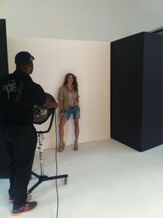 Ashley Greene tweeted this pic for mark spring 2013.