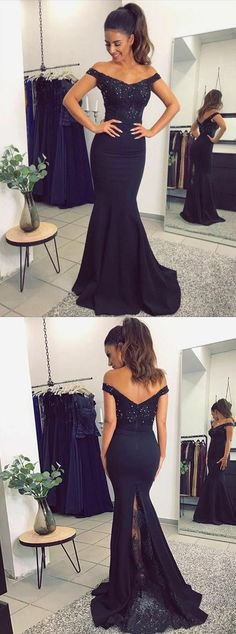 Sexy Off The Shoulder Mermaid Prom Dresses,Long Prom Dresses,Cheap Prom Dresses, Evening Dress Prom on Luulla Homecoming Dresses Long, Navy Blue Prom Dresses, Prom Dresses For Teens, Formal Dresses For Women, Cheap Prom Dresses, Bridesmaid Dresses, Dress Prom, Prom Gowns, Ball Gowns Prom