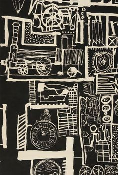 Born again: Hammer Prints by Nigel Henderson & Eduardo Paolozzi   Art   Wallpaper* Magazine: design, interiors, architecture, fashion, art