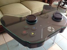 Giant X-Box One Controller Coffee Table