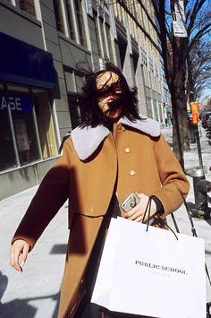 #xiao wen ju #public school #new york #leica #mp #film #fashion week