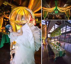 An Oz themed wedding