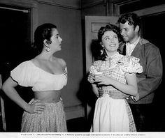 War hero Audie Murphy and his actress wife, Wanda Hendrix ...
