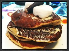 NY FoodGasm: S'mores Pancakes