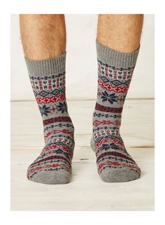 Mekali Wool Socks by Braintree Stay Happy, Wool Socks, Cosy, Organic Cotton, House Design, Clothes, Christmas Ideas, Presents, Fashion