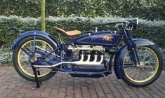 Ascot-Pullin motorcycles  | Thanks to Jos of Belgium for these pictures of his restored 1926 1275c ...