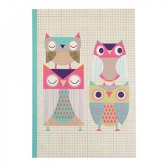 Owl A5 thick exercise book - Notebooks - Stationery