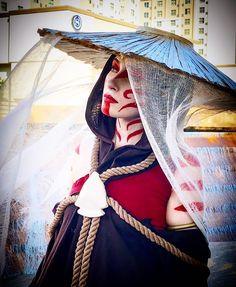 Killer painted lady cosplay – My CMS Katara Costume, Avatar Costumes, Avatar Cosplay, Anime Costumes, Cosplay Costumes, Anime Cosplay, Diy Costumes, Cosplay Tutorial, Cosplay Diy