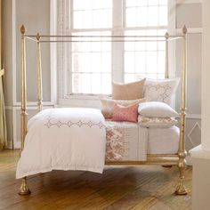 John Robshaw Textiles - Agra Bed Collection - Bed Collections - Bedding. Master bedding idea.