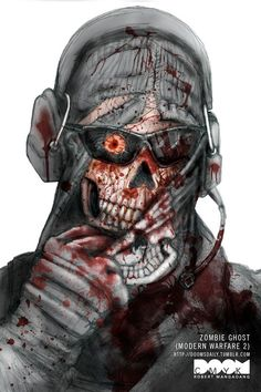 call of duty mw2 ghost | Call of Duty: Modern Warfare 2′ye damgasını vuran Ghost'un ...