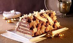 Außergewöhnlicher Kuchen mit Marzipan für die Adventssonntage oder zu Weihnachten