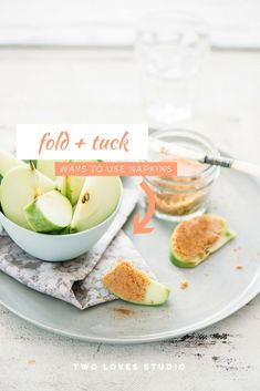 5 Creative Ways To Use Napkins in Food Styling