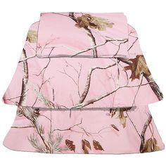 Camouflage Twin Bedding: Twin Size Realtree AP Pink Sheet Set|Camo Trading