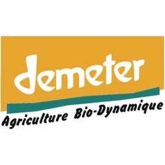 La marque Demeter est une marque de certification de produits issus de l'agriculture biodynamique, selon les enseignements de Rudolf Steiner. Les produits Demeter respectent le cahier des charges du règlement européen sur l'agriculture biologique.