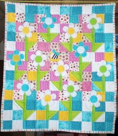 Spring Baby - finished... finally!