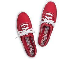 Keds Taylor Swift's RED Keds - $50.00
