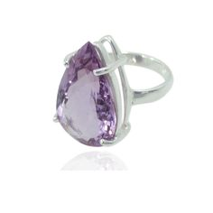 Amethyst 925 Silver Ring 925 Silver, Silver Rings, Shiva, Amethyst, Engagement Rings, Jewels, Purple, Jewelry, Enagement Rings