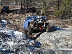 Jeep Cherokee XJ at MSORP